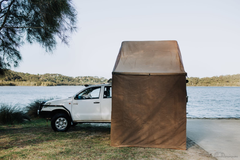 2012 Toyota Hilux - Automatic Transmission, 3L Turbo Diesel, Tent,  Reversing Camera